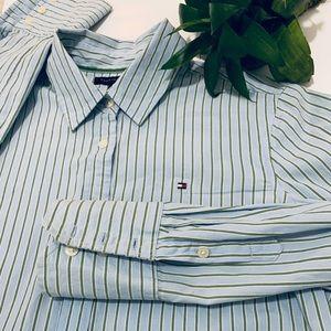 Striped Tommy Hilfiger shirt XS